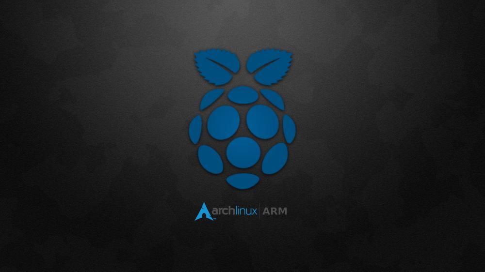 ArchLinux Arm on Rasbperry Pi