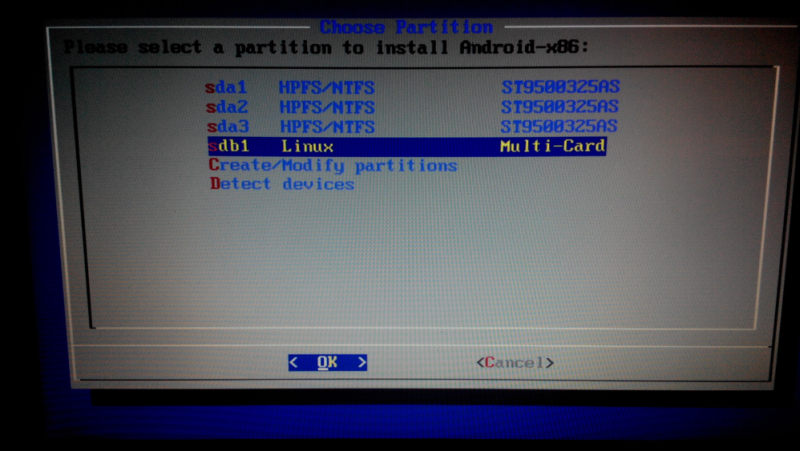 Installing Android 4 4 in to SD Card/USB of laptop – VaiPui