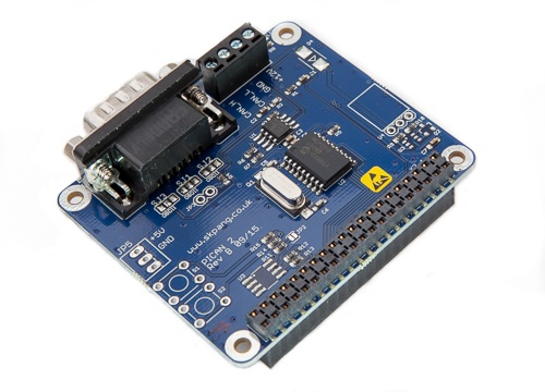 PiCAN2 CAN-Bus Board