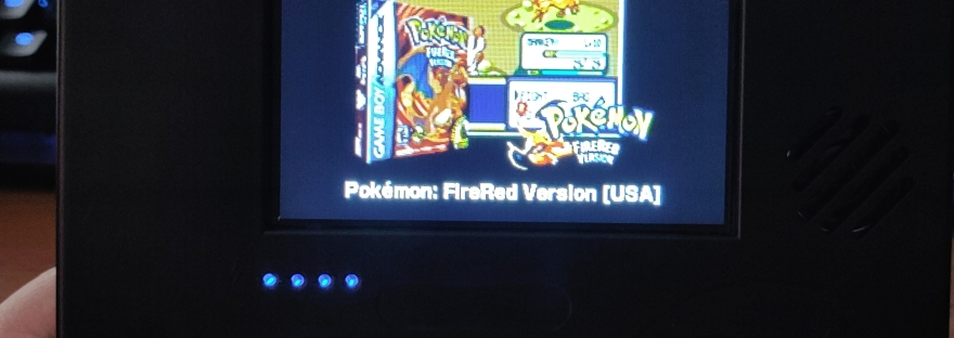 pokemon fire red 10 cleanrom